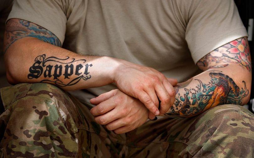 картинки татуировок армейских этом сообщается понедельник