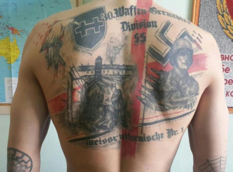 Берут ли в армию с тату - могут ли татуировки помочь откосить
