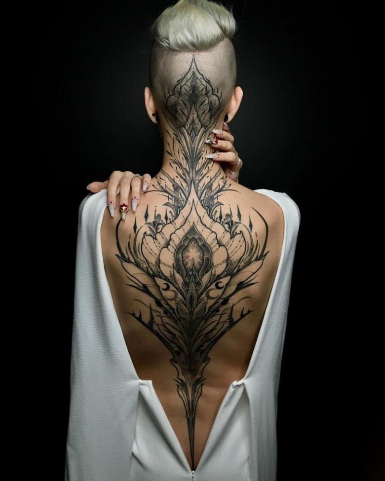 Как нарисовать тату - что нужно учесть при создании эскиза или рисунка