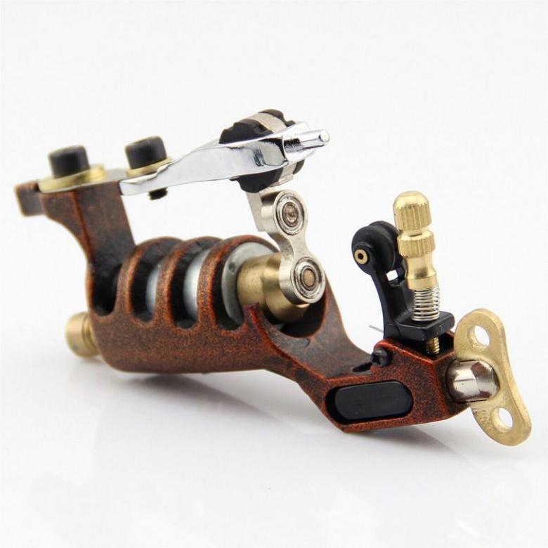 Лучшие тату машинки - обзор роторных и индукционных моделей