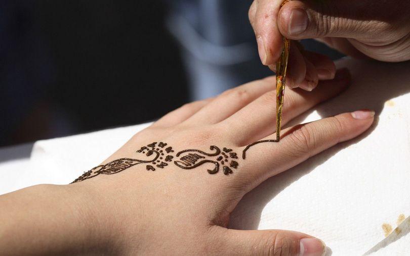 цветовая палитра картинки для домашнего тату объявления